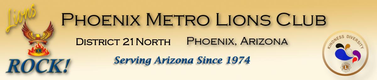 Phoenix Metro Lions Club